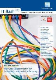Energievertrieb: Konzentration auf das Wesentliche - ITC AG