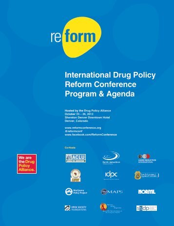 full conference program - Reform Conference