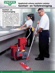 Lange levensduur Het perfecte reinigingsgereedschap voor - Unger