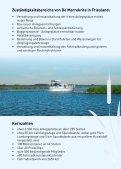 Liegeplatze mitten in der friesischen Natur - De Marrekrite - Page 4