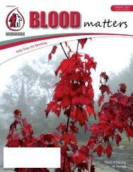 Blood Matters SPRING 2015 WEB