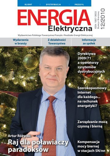 numer 12/2010 - E-elektryczna.pl