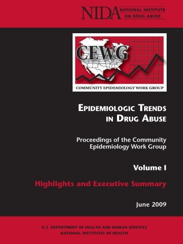 Epidemiologic Trends - National Institute on Drug Abuse