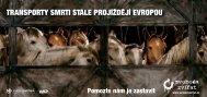 Pomozte nám je zastavit www.svobodazvirat.cz