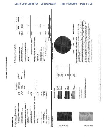 Case 6:09-cv-06082-HO Document 623-9 Filed 11/30/2009 Page 1 ...