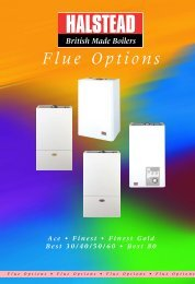 HALSTEAD BOILERS FLUE OPTIONS GUIDE.pdf - Abacus Flame