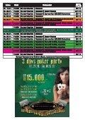 Der Turnierplan zum download als PDF - Pokerroyale: Wr. Neustadt - Seite 2