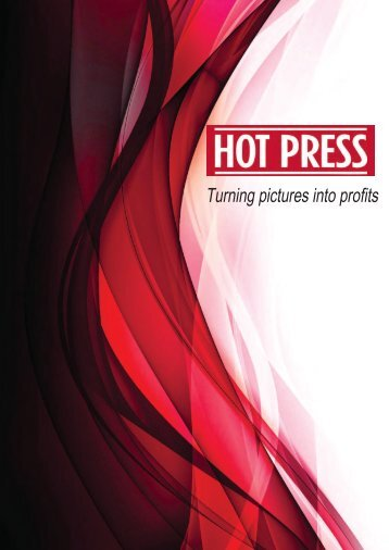 Download a Product Guide - Hot Press