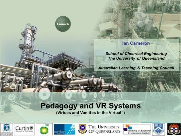 Pedagogy and VR Systems - StudyNet