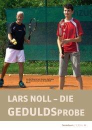 lars noll – die geduldsprobe - Tennis in Worms