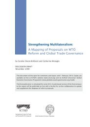 WTO reform2.indd - ictsd