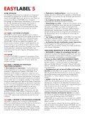 easylabel® 5 - EASYLABEL Europa - Page 2