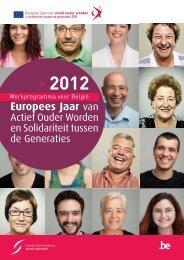 Europees Jaar van - FOD Sociale Zekerheid