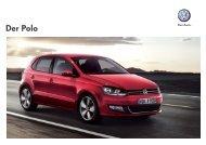 VW Polo Katalog - Volkswagen AG