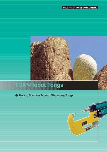 Robot Tongs TOX