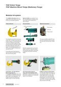 Robot Tongs TOX - Page 2