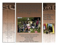 PDF of brochure project - Illinois State University
