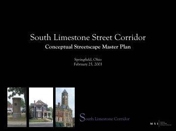 South Limestone Streetscape Plan.pdf