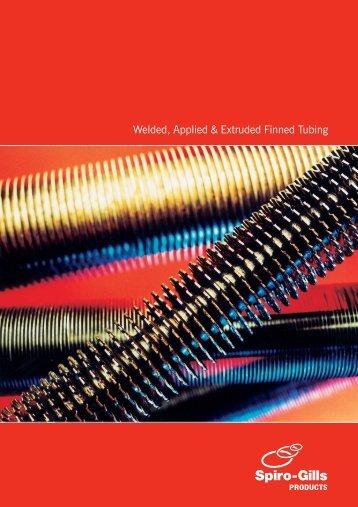 SPIRO GILLS Products Brochure - L.B.L Trading Ltd.