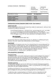 Områderegulering Sandnes indre havn - Sandnes Kommune