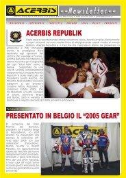 Acerbis Newsletter 7_04 it.indd