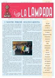 Anno 4 - n° 24 - Il Santuario del Miracolo Eucaristico
