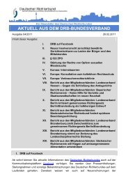 Aktuell 04/2011 - Deutscher Richterbund