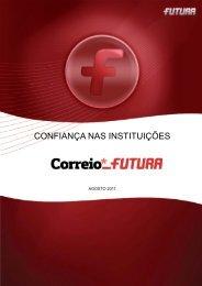 CONFIANÇA NAS INSTITUIÇÕES - FuturaNet