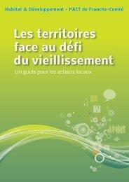 Les territoires face au défi du vieillissement - Réseau Rural Français