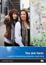 You are here - Department of Transport