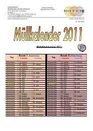 Gemeinde-Info Nr. 20/2010 (110 KB) - .PDF - Neukirchen an der ...