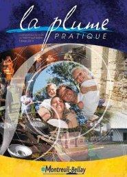La plume au quotidien - Edition 2010 - Montreuil-Bellay