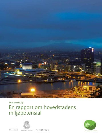 Oslo SmartCity - Siemens AS
