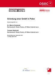 Deutsch - JP Weber