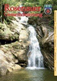 (5,05 MB) - .PDF - Rosenau am Hengstpaß - Land Oberösterreich