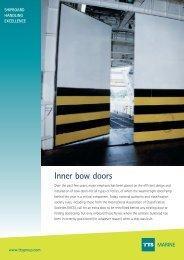 Inner bow doors MARINE - TTS Group ASA