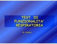 test di broncoreversibilita - Aicod