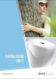 CATALOGUE 2011 - Lucart Professional