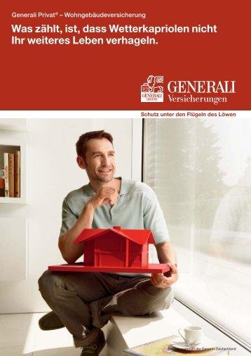Wohngebäude - Die VersicherungsAgenten