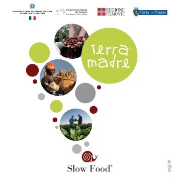 Terra Madre's Local Projects