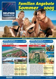 Familien Angebote - Travelworld4you