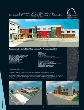 arkedif - L'Architecture