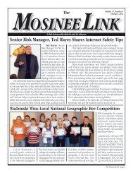 February 2012 - Mosinee School District
