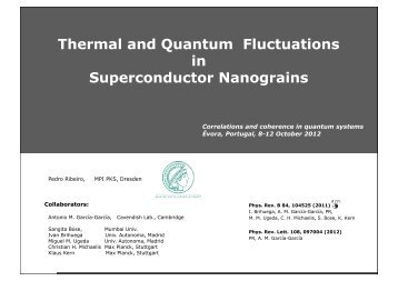 Thermal and Quantum Fluctuations in Superconductor Nanograins