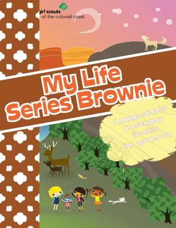 My Life BR Series - FINAL.indd - Girl Scout Council - Colonial Coast