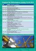 Stillasdagene 2012 - Norsk Industri - Page 3
