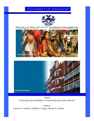 Faculty of Arts 2nd Annual Conference Proceedings