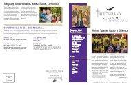 n 2012 - Theophany School