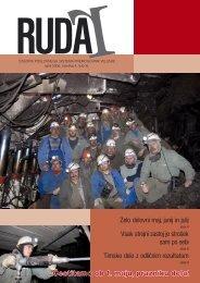 RUDAR 04 2006.indd - Premogovnik Velenje