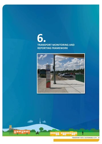 Monitoring and Reporting - Transport for Canberra - ACT Government